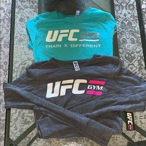UFC gym shirt bundle